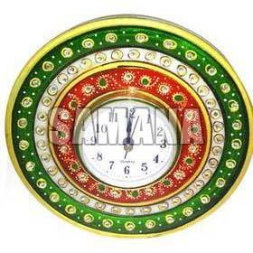 Marble Clock 03