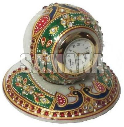 Marble Clock 04