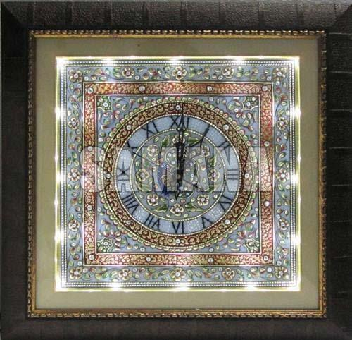 Marble Clock 06