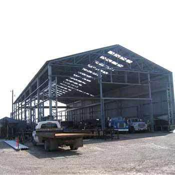 Steel Roofing Sheet Fabrication