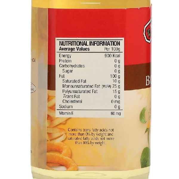 1 L Borges Borgefrit Refined High Oleic Sunflower Oil 07