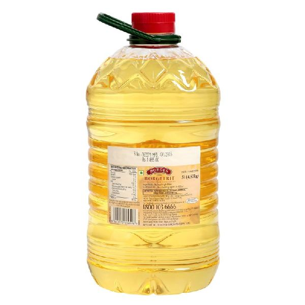 5 L Borges Borgefrit Refined High Oleic Sunflower Oil