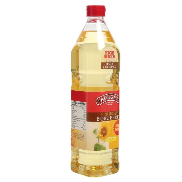 1 L Borges Borgefrit Refined High Oleic Sunflower Oil 02