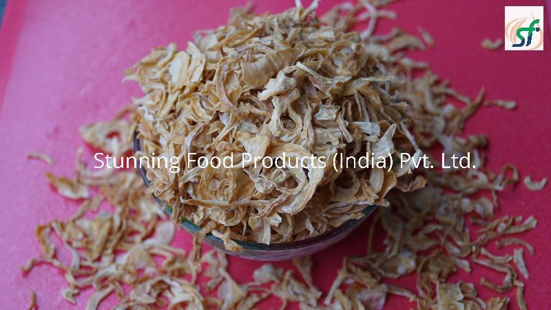 Dehydrated Fried Onion