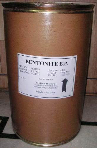 BP Grade Bentonite Powder