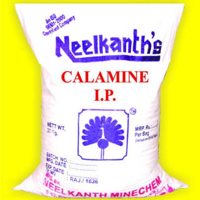 IP Grade Calamine Powder