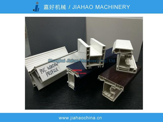 PVC Window Profiles