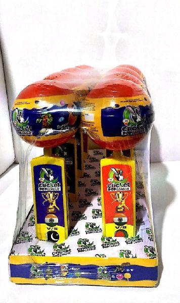 Cricket Pop League Toy Candy