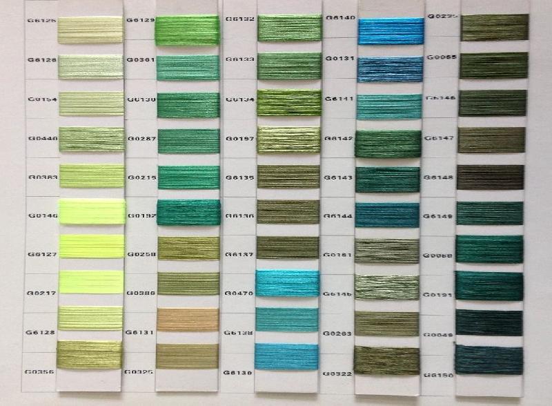 Polyester DTY Yarn 02