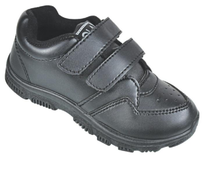 Black Gola School Shoes