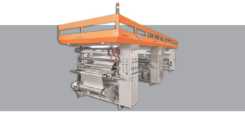 SOLVENT BASE LAMINATOR MACHINE