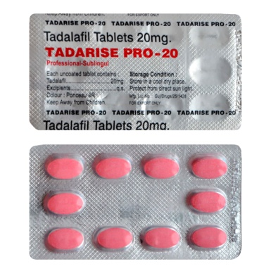 Tadalafil Professional Tablets