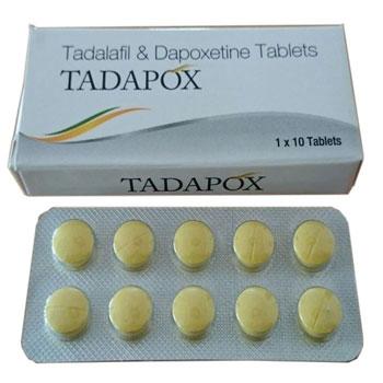Tadapox Tablets