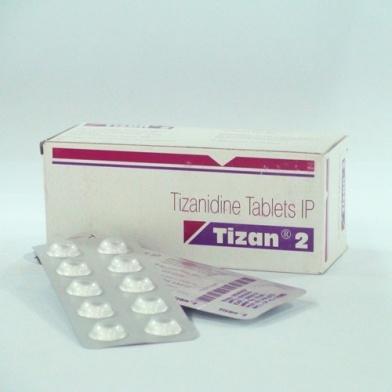 Tizan Tablets