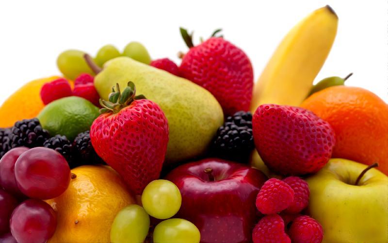 Fresh Fruits 03