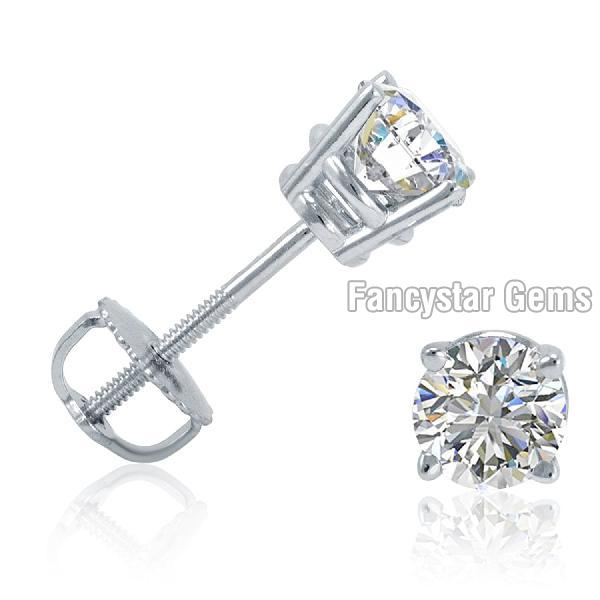 Designer Diamond Stud Earring 01