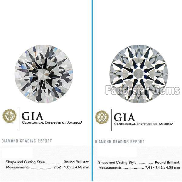 GIA Certified Loose Diamonds 01