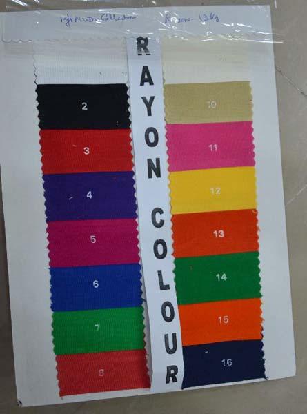 Plain Dyed Fabric 02