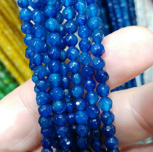 Agate Faceted Beads 03