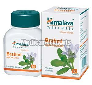Himalaya Brahmi Mind Wellness Tablets