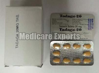 Tadaga-20 Tablets
