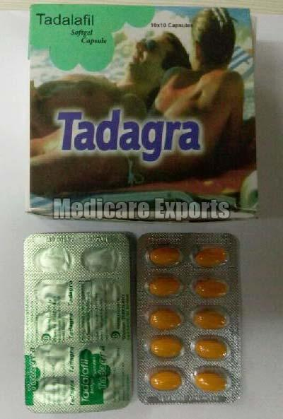 Tadagra Capsules