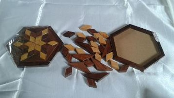 Wooden Puzzle Games