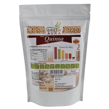 White Quinoa Seeds 02