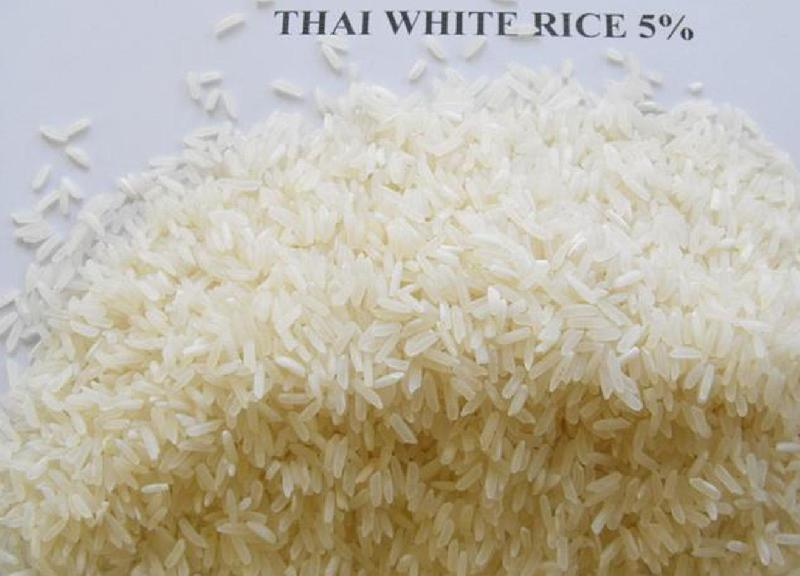 5% Thai White Rice