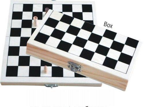 UI 827 IN 2 IN 1 Backgammon Chess