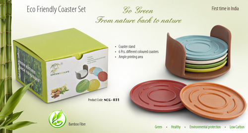 Eco Friendly Coaster Set