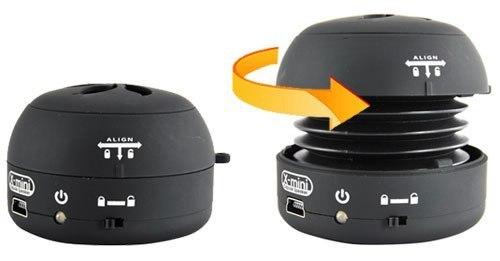 Mini Hamburger Speaker