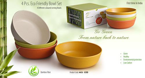 Eco Friendly Bowl Set