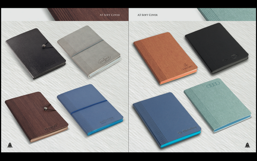 Corporate Notebook Gift Set 01