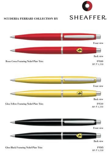 Sheaffer Ferrari Ball Pens
