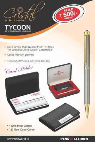 Pierre Cardin Tycoon Gift Set