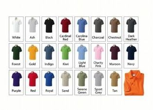 Corporate Polo T-Shirts