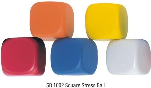 Square Stress Balls