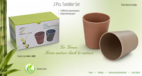 Eco Friendly Tumbler Set