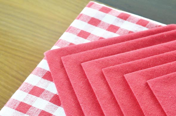 Tablecloth & Napkin Set 02