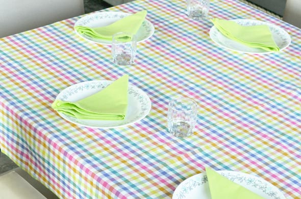 Tablecloth & Napkin Set 03