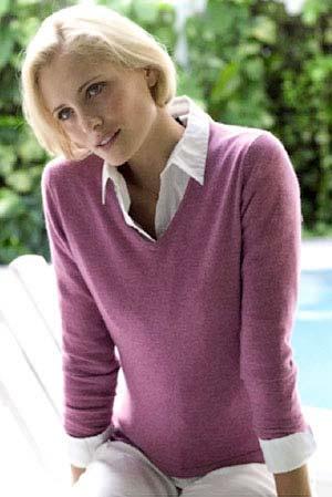 Ladies Pashmina Sweater (KCPSW013)