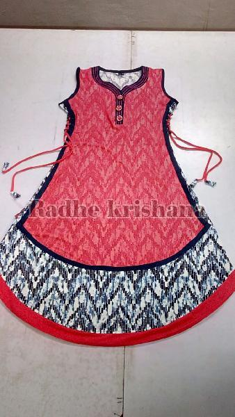 Ladies Short Kurtis 06