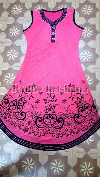 Ladies Short Kurti 01