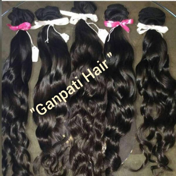 Indian Natural Remy Human Hair Extension Manufacturers In Delhi