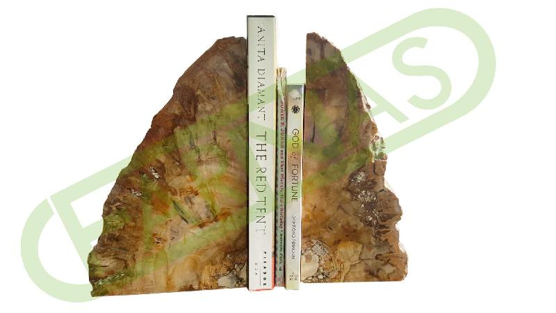 Gemstones Book End 02