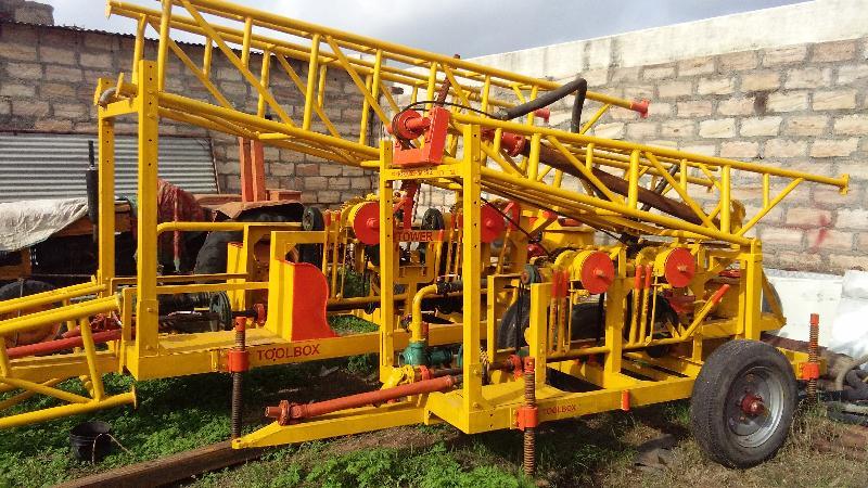 Mini Drilling Rig 02