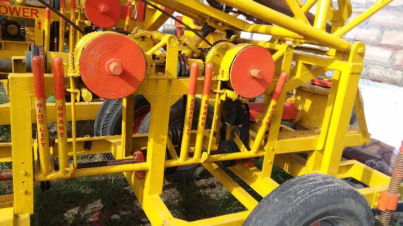 Mini Drilling Rig 03