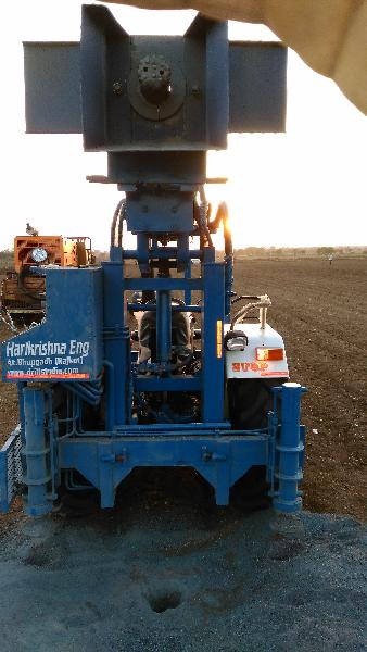 Tractor Mounted DTH Rig 06