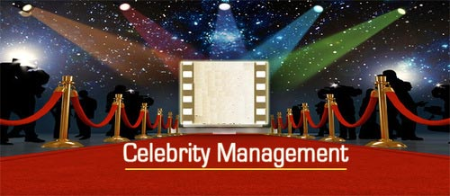 Celebrity Management Services